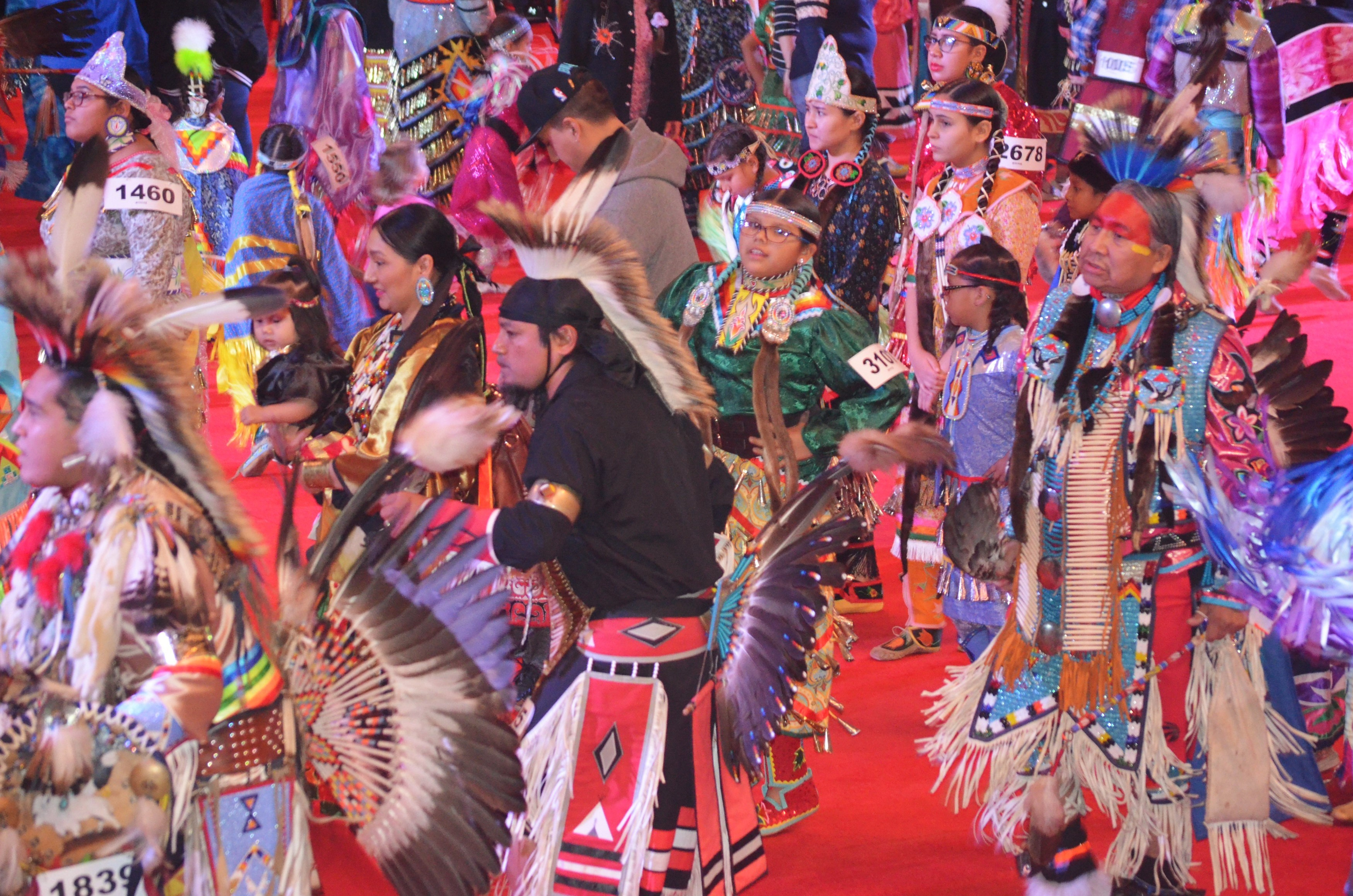 28th Winter Pow Wow welcomes all March 9-10