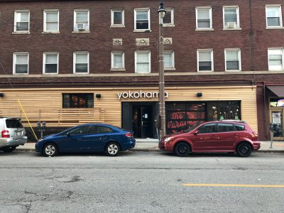 New Bar and Restaurant for East Side