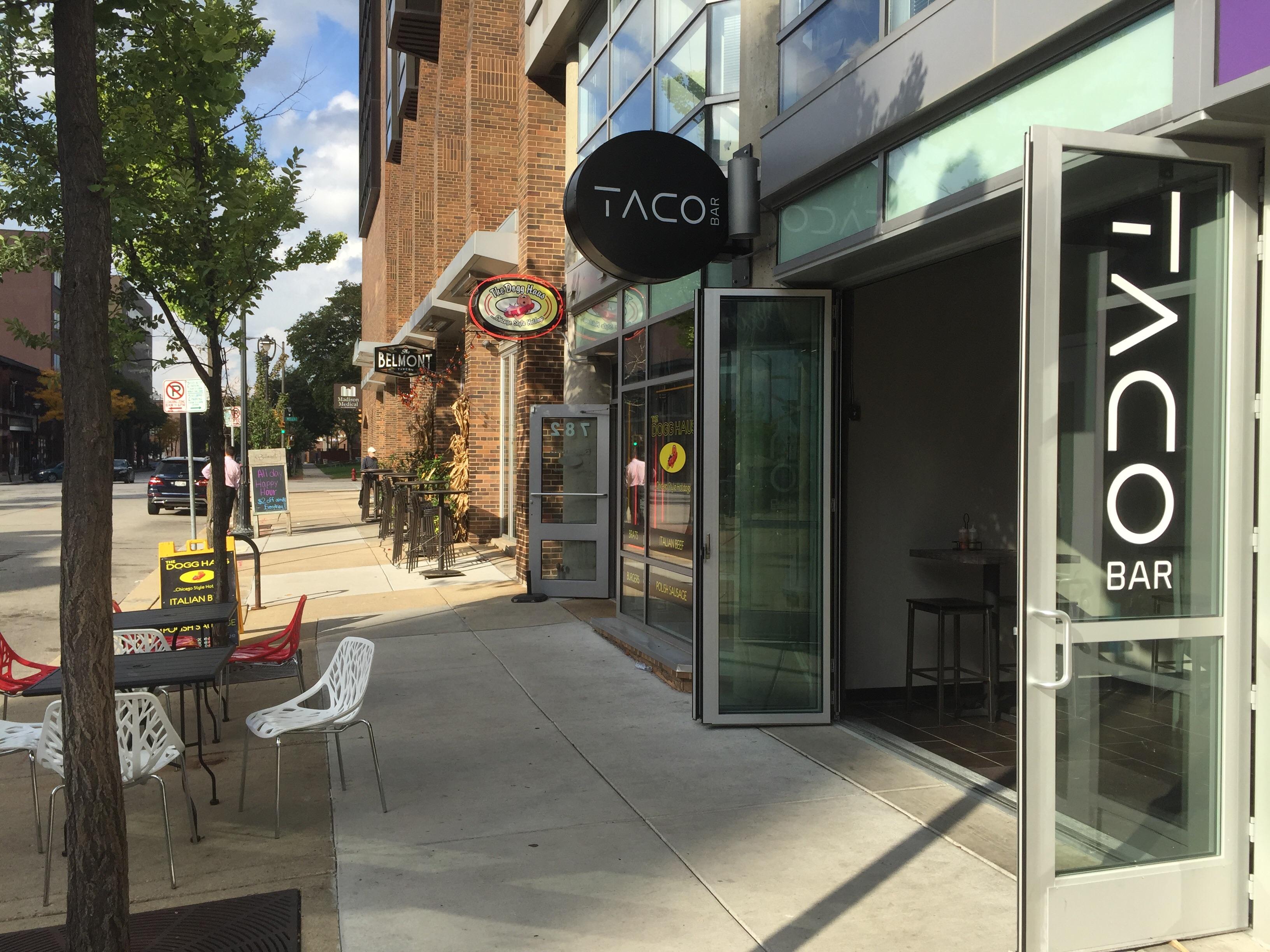Taco Bar MKE. Photo by Dave Reid.