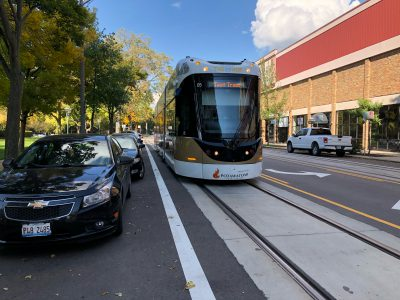 Eyes on Milwaukee: Streetcar Suffers First Collision