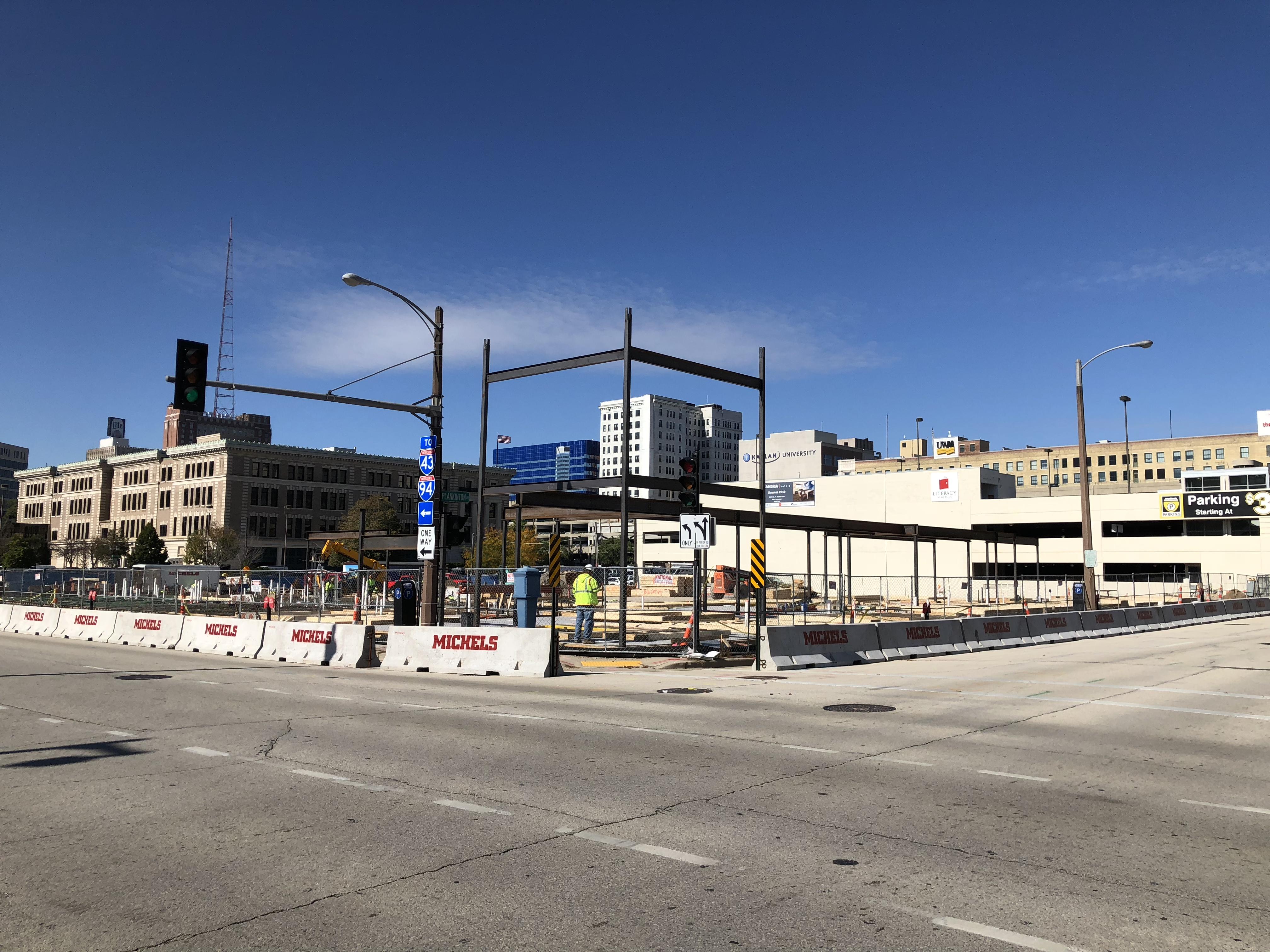 Eyes on Milwaukee: Cambria Hotel Starts to Rise » Urban Milwaukee