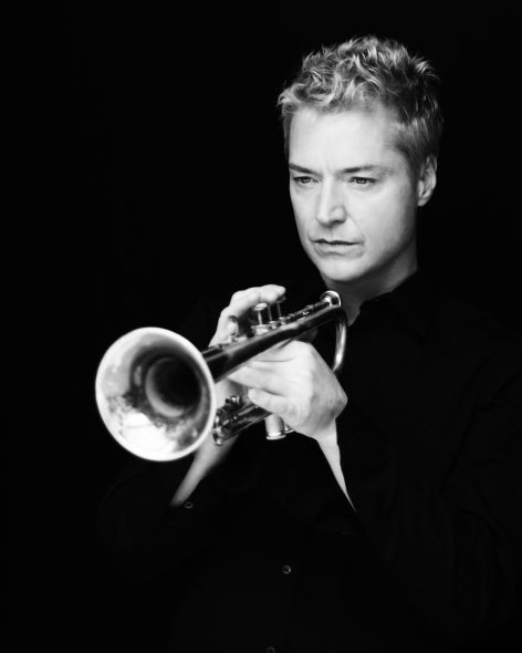 Chris Botti. Photo courtesy of The Colomby Group.