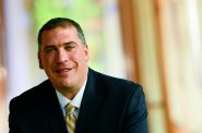 Joel Pogodzinski. Photo courtesy of Marquette University.
