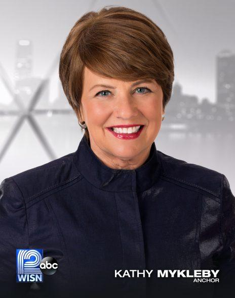 Kathy Mykleby. Photo courtesy of WISN 12.