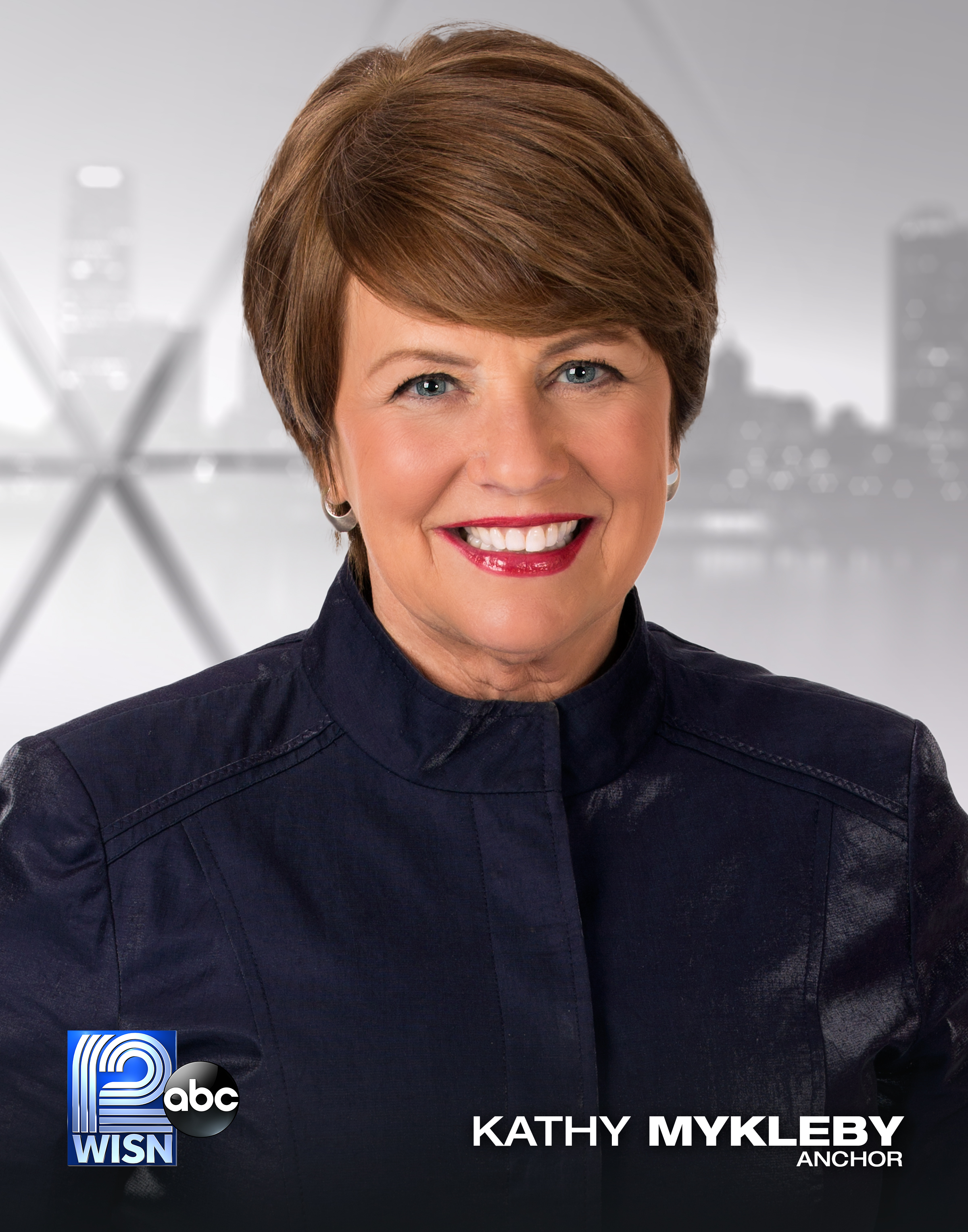 Milwaukee Television News Icon Kathy Mykleby to Retire in November