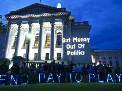 Money in Politics Tops List of Voter Concerns