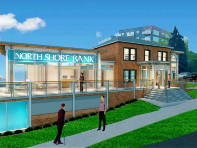 North Shore Bank Moves Forward with Plans for New Water Street Branch to Serve Milwaukee's North End Neighborhood