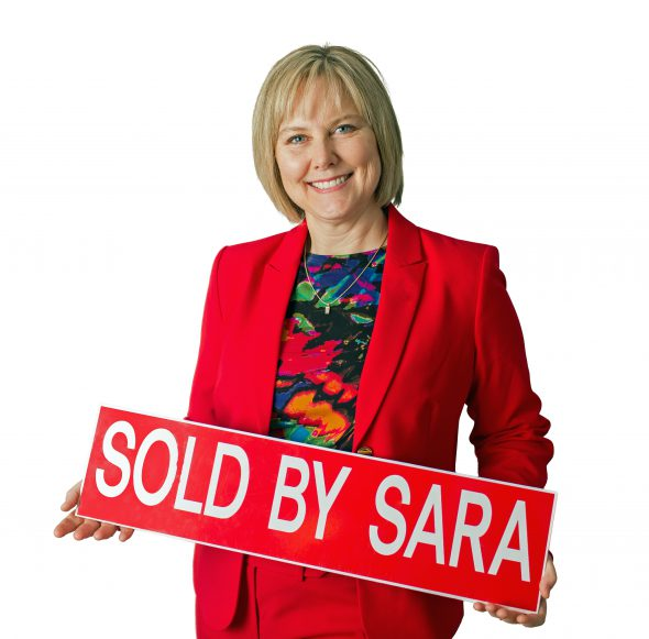 Sara Dreyer. Photo courtesy of Keller Williams Realty, Inc.