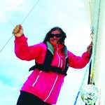 Teresa Coronado Named Program Director at the Milwaukee Community Sailing Center