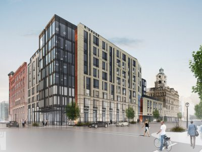 Eyes on Milwaukee: Broadway Office Building Plan Advances