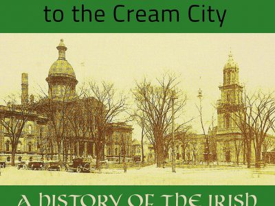 Available Now: New Book Captures City's Irish History