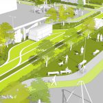 Urban Reads: Green Streets in an Autonomous Vehicle World