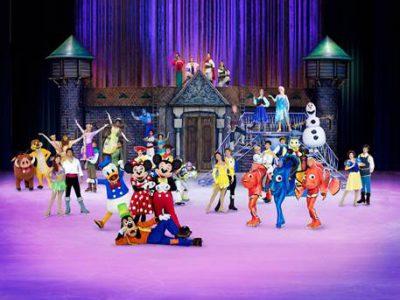 Disney On Ice celebrates 100 Years Of Magic Coming To Fiserv Forum Feb. 14-17, 2019