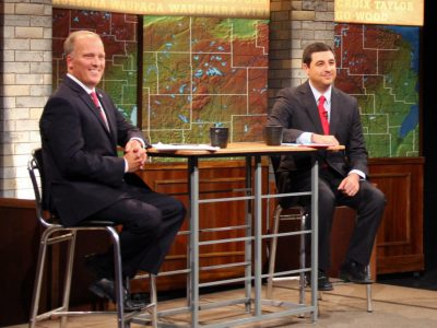 Schimel and Kaul Debate The Issues