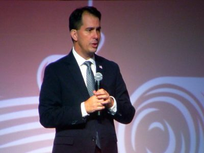 Don't Kill Business Tax Credit, Walker Warns