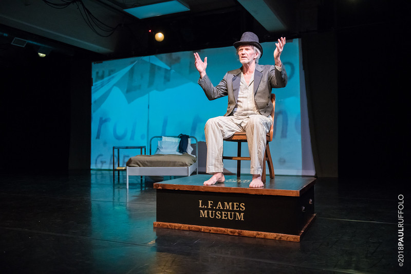 Against the Grain: The Life & Times of Levi Fisher Ames. Photo by Ruffolo Photography courtesy of Danceworks.
