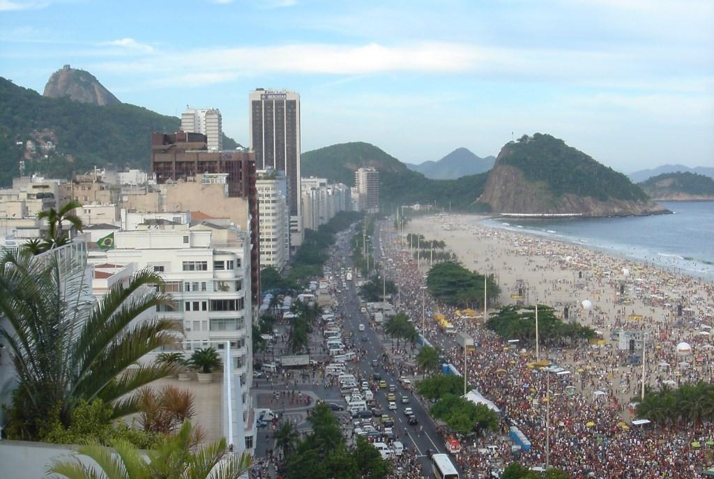 Rio de Janeiro, Brazil. Photo by Mariiana Tzotcheva.