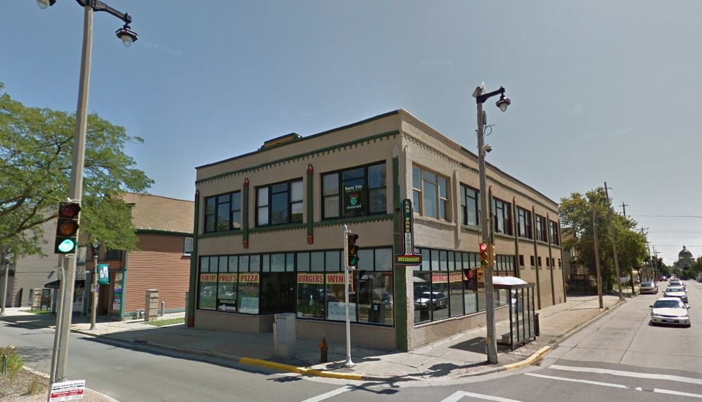 551 W. Historic Mitchell St. Photo from Google.