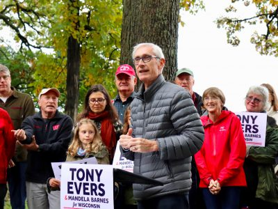 The Contrarian: Tony Evers Faces Tough Choices