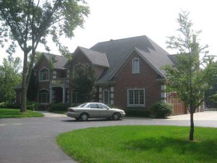 Greek Freak's $1.8 Million River Hills Home. Photo from the Village of River Hills.
