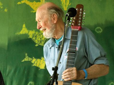 Sieger on Songs: Why Pete Seeger Still Endures