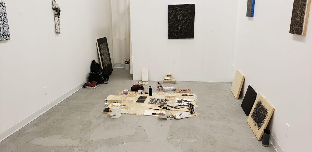 Frank Juarez Gallery. Photo by Todd Mrozinski.