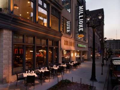 Dining: Marriott Phasing Out Millioke Restaurant