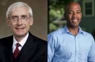 Tony Evers and Mandela Barnes