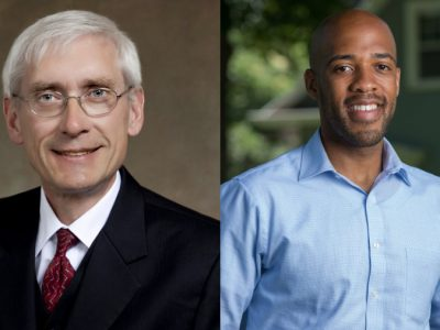 Gov.-elect Tony Evers, Lt. Gov.-elect Mandela Barnes announce 'Building the People's Budget' Tour