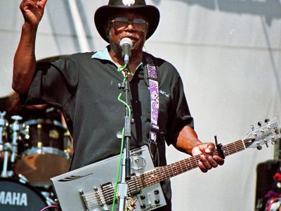 Sieger on Songs: The Sly Rhythmic Genius of Bo Diddley
