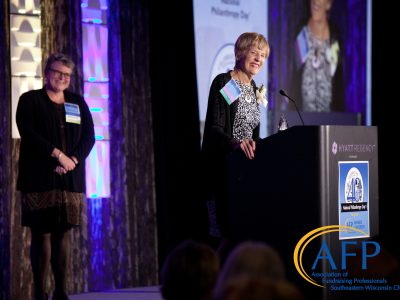 40th Annual National Philanthropy Day recognizes the impact of giving and those who make it possible