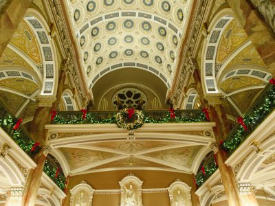 Bel Canto Chorus Celebrates 10 Years of Christmas in the Basilica