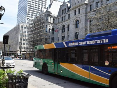 Study Finds Public Transportation Inequities