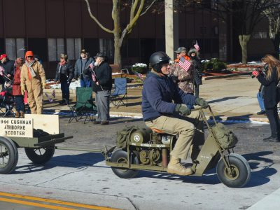 Photo Gallery: Veterans Day Parade Honors Those Killed