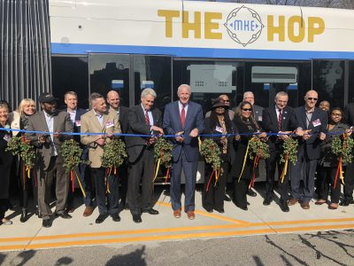 Eyes on Milwaukee: Streetcar Opens to Public