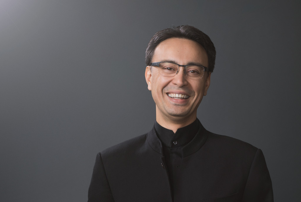 Ken-David Masur. Photo courtesy of the Milwaukee Symphony Orchestra.