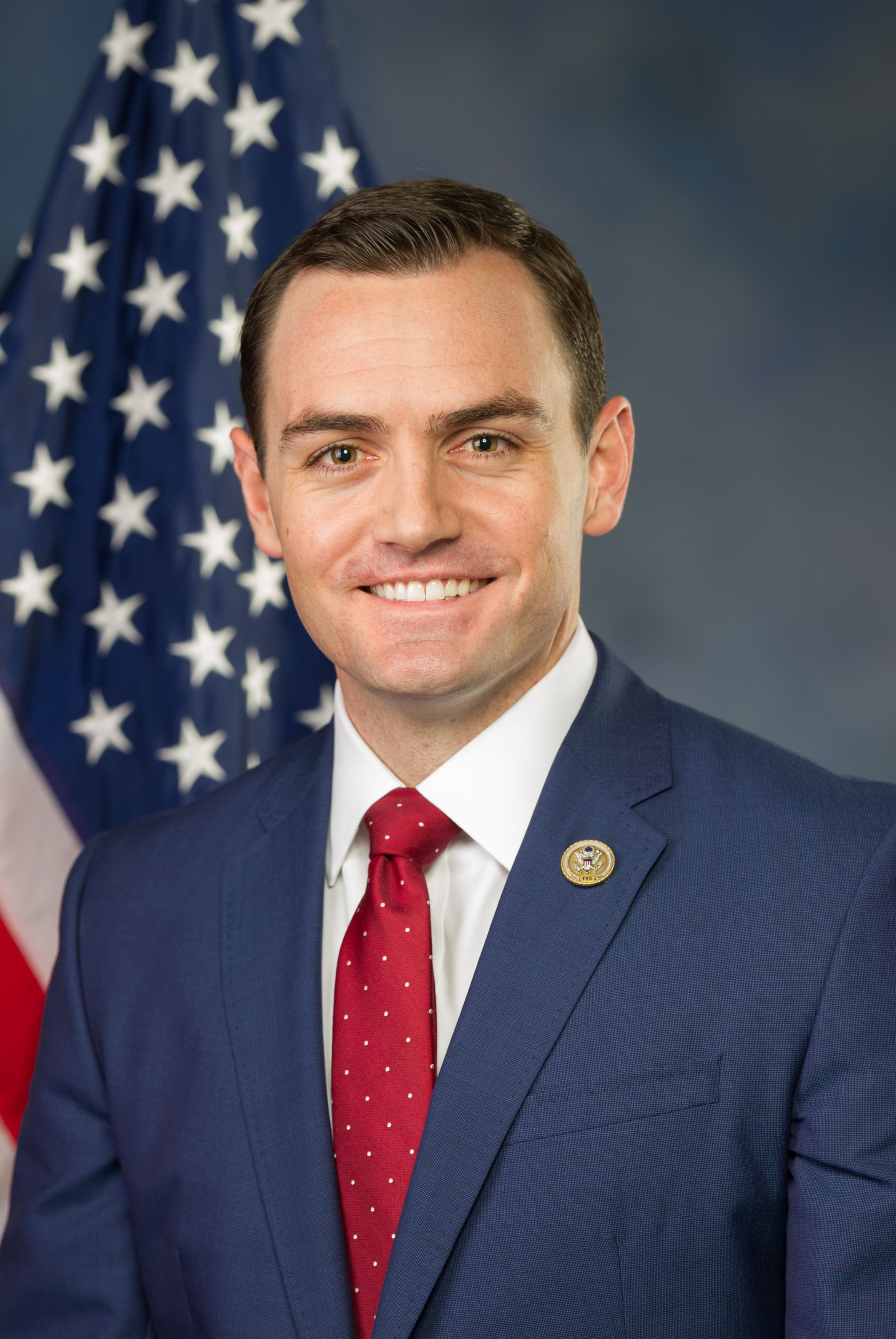 U.S. Rep. Mike Gallagher to discuss foreign policy at Marquette, Nov. 26