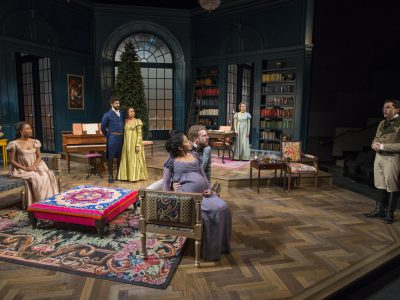 Theater: The Return of Jane Austen