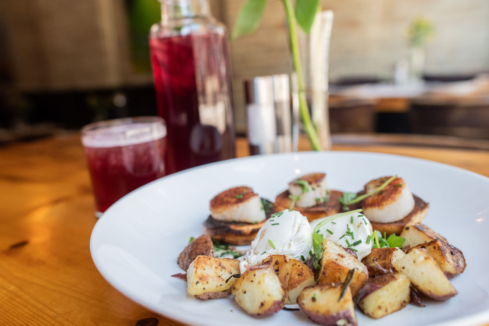 Onesto Launches Brunch in the Third Ward