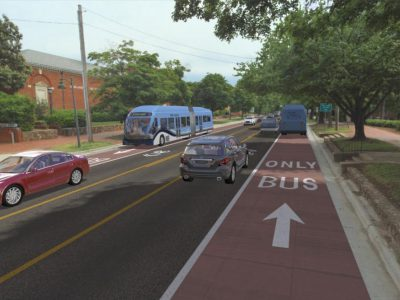 Bus Rapid Transit Plan Moves Forward