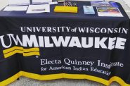 Photo courtesy of the Electa Quinney Institute for American Indian Education at UW-Milwaukee.