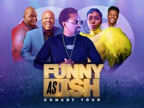 Mike Epps Brings the FUNNY AS ISH COMEDY TOUR to Milwaukee with Sommore, Lavell Crawford, DC Young Fly, and Earthquake