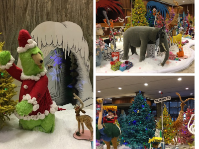 "BMO Harris Bank Brings Magic & Whimsy with Annual Holiday Display: ""A Seussified Season"""