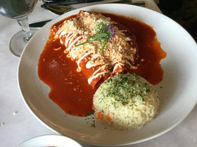 Dining: Tavo's Is Mexican With a Twist