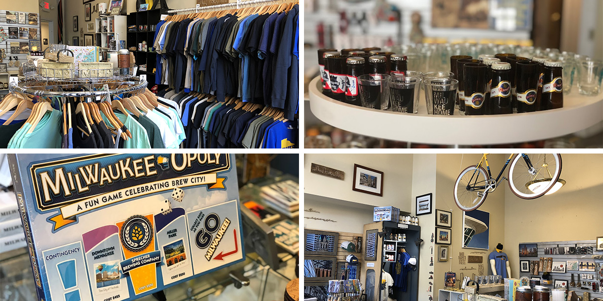 Products at Urban Milwaukee: The Store