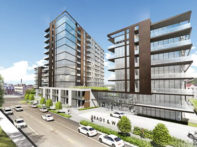 Plats and Parcels: Big Condo Project Coming