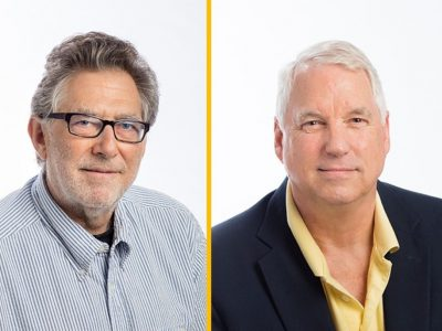UWM Names Two New Distinguished Professors