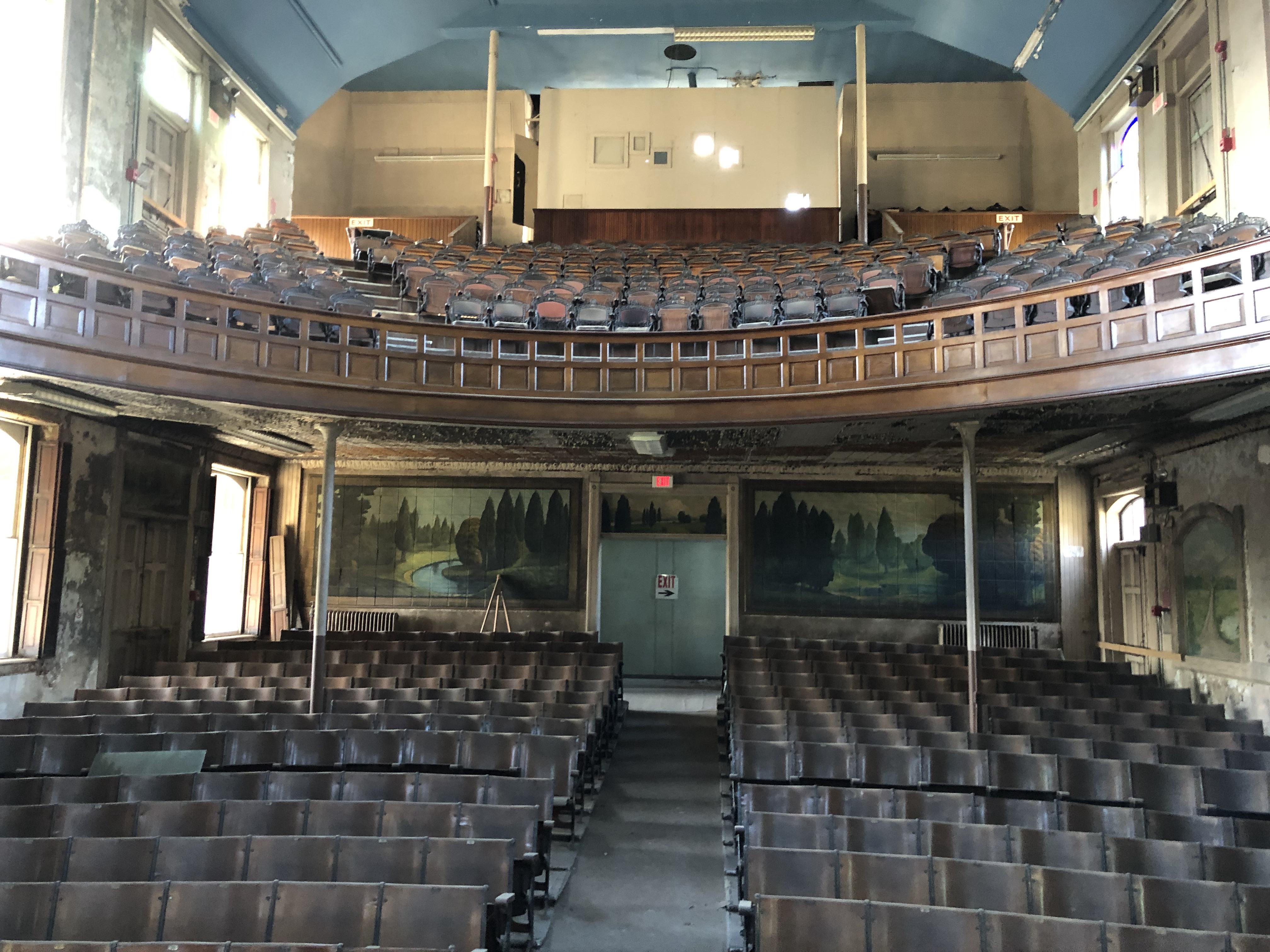 Ward Memorial Hall. Photo by Jeramey Jannene.