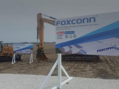 Lawmakers Clash On Tracking Foxconn Jobs