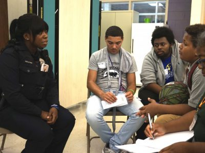 Program Offers Police-Youth Listening Sessions
